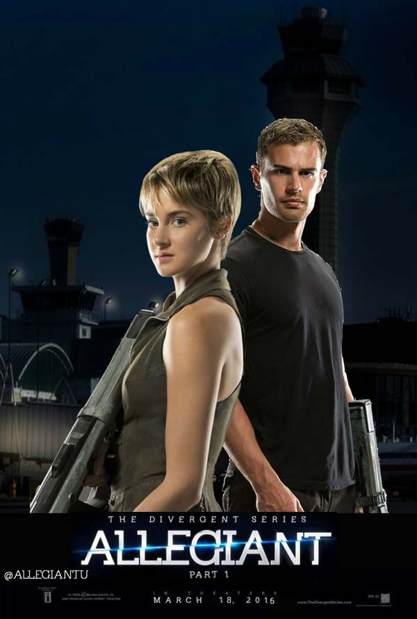 The Divergent Series: Allegiant is an upcoming an upcoming movie, which is a third installment of divergent series. It is scheduled to hit the theatre on March 2016.