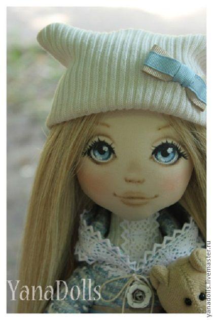 Коллекционные куклы ручной работы. Ярмарка Мастеров - ручная работа Маргарита. Handmade.