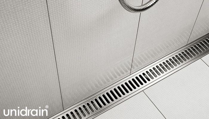 Unidrain ClassicLine | Wet Room Drains | Wetroom Materials