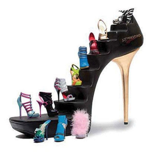 10 best images about Shoes display stand, display rack ...