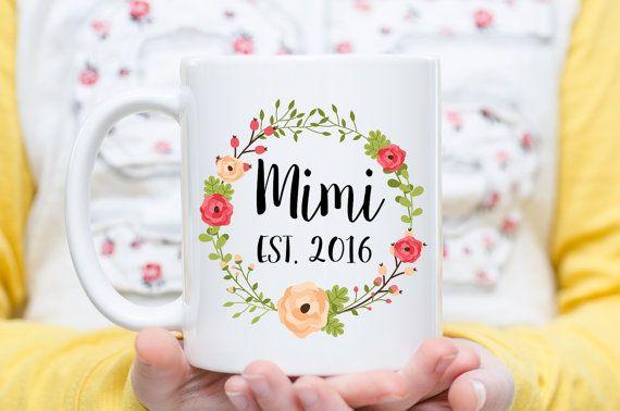 Grandma Mug Grandma Gift Grandma Coffee Cup New by LookAtTheseCups