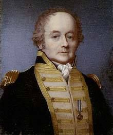 William Bligh, captain of the legendary HMS Bounty, was born on this day in 10 September 1754.