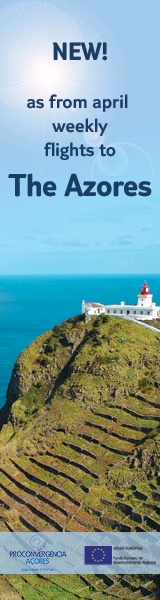 Direct flights from Brussels to Azores, Ponta Delgada   NOW ONLY €49,99 !  www.jetairfly.com