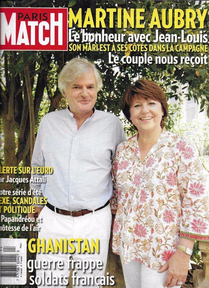 Paris Match French magazine Martine Aubry Rupert Murdoch scandal Audrey Fleurot