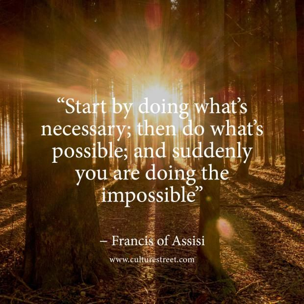 quotes from st francis of assisi images - Google Search
