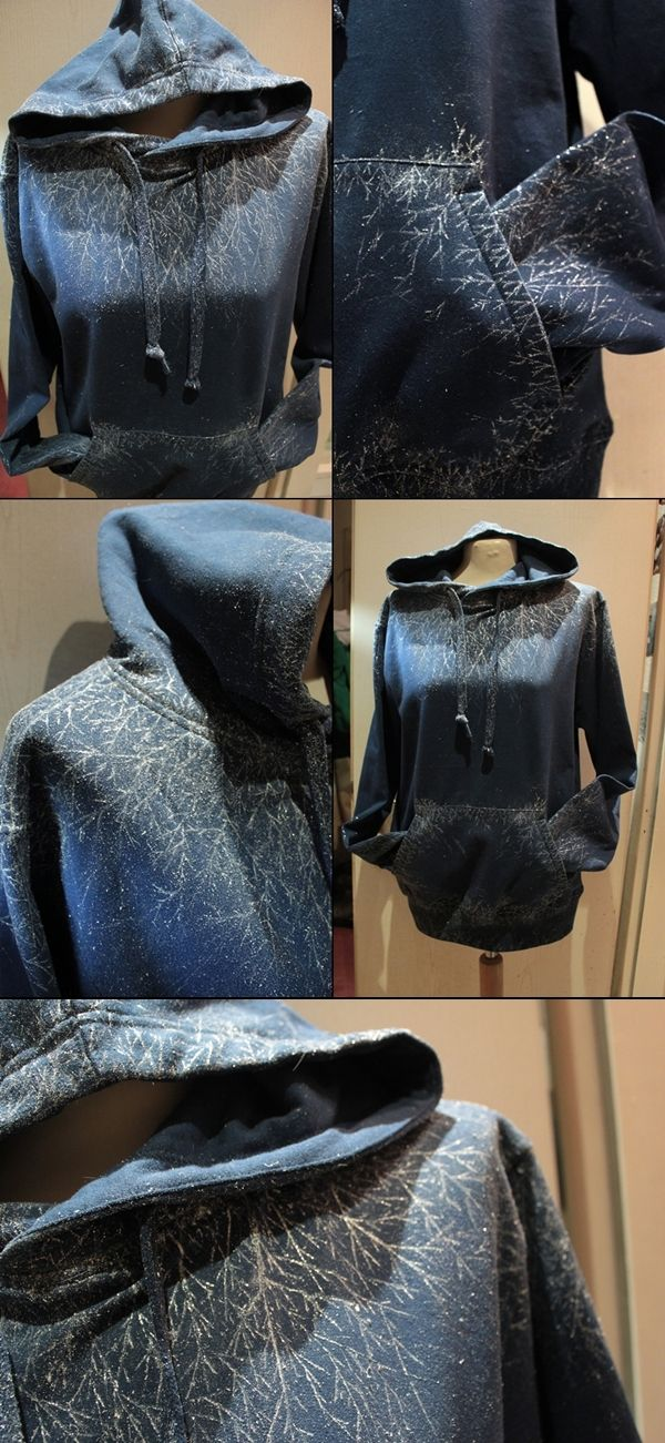 I WANT THIS. Jack Frost (Rise of the Guardians) hoodie!!!