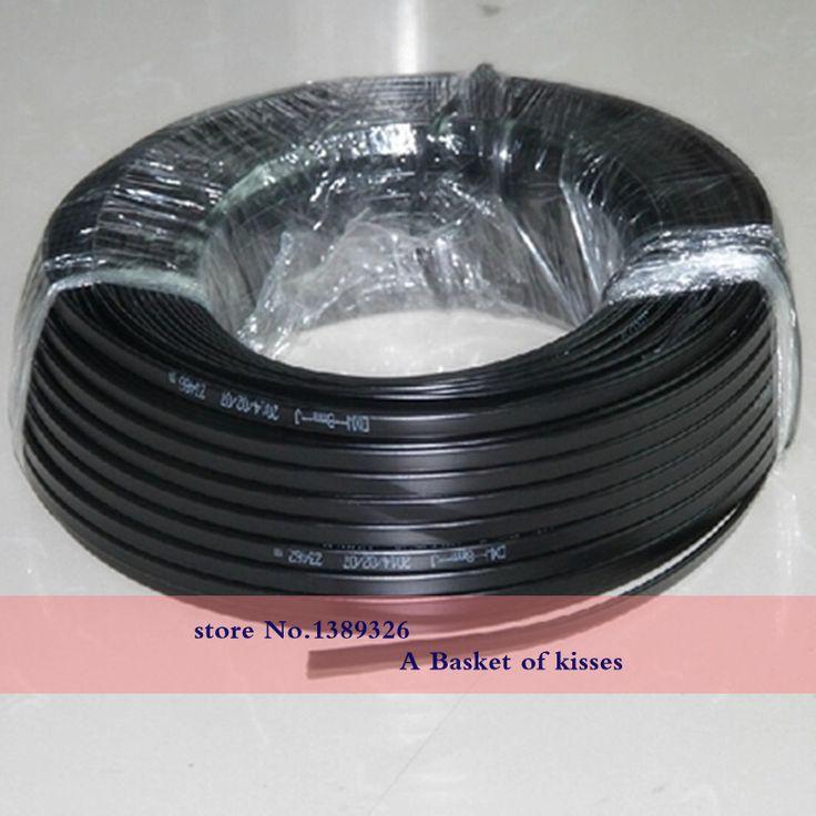 220 v anticongelante y auto-disciplina del calentador de agua solar cable de calefacción tubo de calefacción en casa contra el congelado 8mm