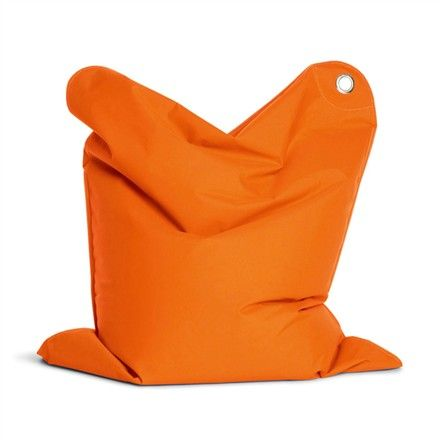 @rosenberryrooms is offering $20 OFF your purchase! Share the news and save! (*Minimum purchase required.) Mini Bull Orange Bean Bag Chair #rosenberryrooms
