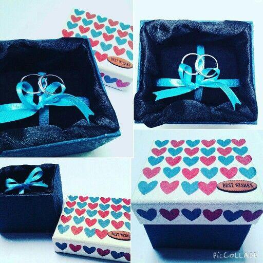 Taraaa   Wedding Box DIY