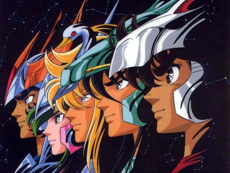 Os Cavaleiros do Zodíaco CDZ Saint Seiya