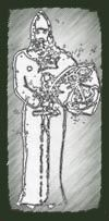 The Westford Knight, Clan Gunn Knight that was buried during Prince Henry voyage to North America