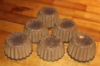 Coffee and honey soap