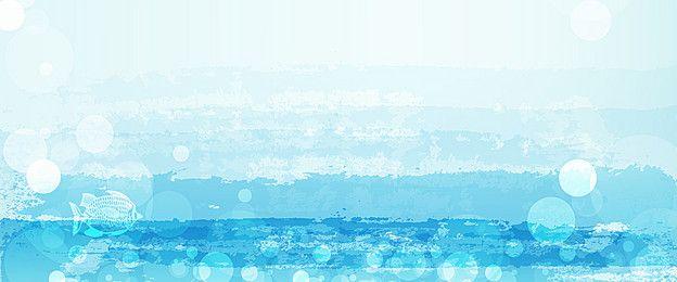 Watercolor Background Photos And Wallpaper For Free Download Page 2 Akvarelnyj Fon Leto Fony Sinij Fon