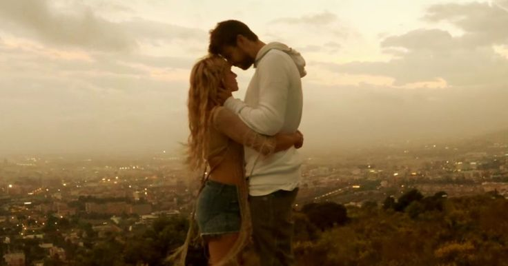 Watch Barcelona's Gerard Pique star in new Shakira music video #Entertainment_ #iNewsPhoto