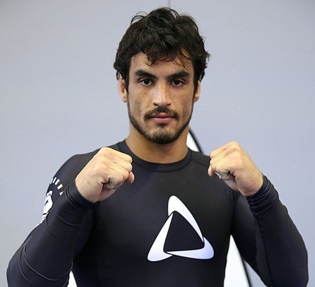 And he's incredibly hot. | If You're Not A Fan Of MMA, Kron Gracie Will Convert You