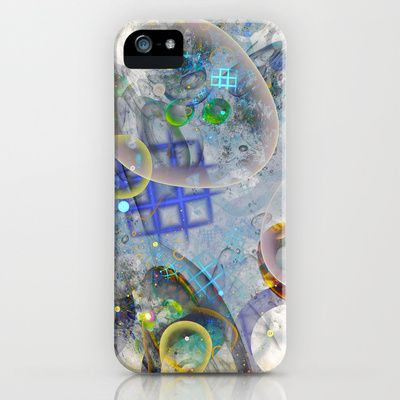 Fractal Design  iPhone & iPod Case by Fine2art - $35.00