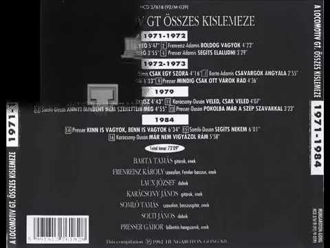 Az LGT összes kislemeze (teljes album)