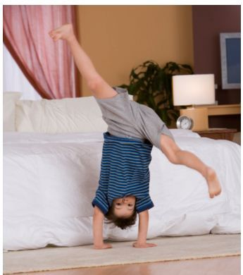 Worth Repeating: Incorporating Balance into Your Child's Before-School Routine- Pinned by @PediaStaff – Please Visit ht.ly/63sNtfor all our pediatric therapy pins