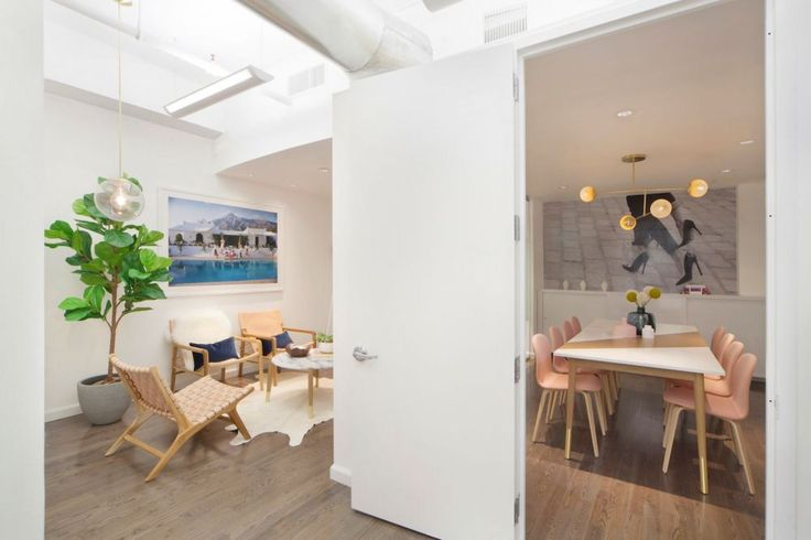 See more images from before & after: the cali-inspired office with a jaw-dropping reveal on domino.com