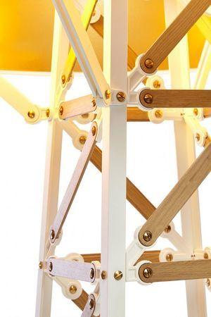 One cool (or crazy) thing: Joost van Bleiswijk's Construction floor lamp | OregonLive.com
