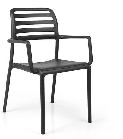 Costa Arm Chair - Blue - Nardi