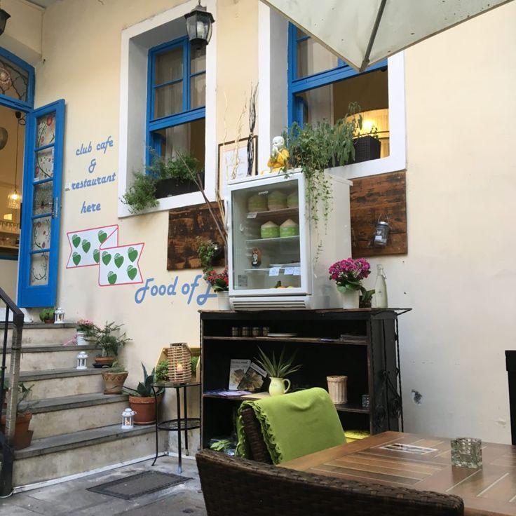 Food of Love, Restaurant in Prague