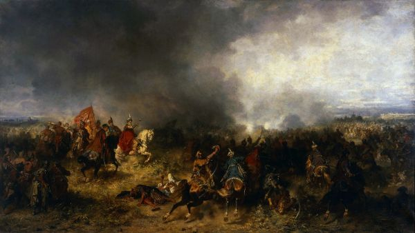 Bitwa o Kotyń - Józef Brandt