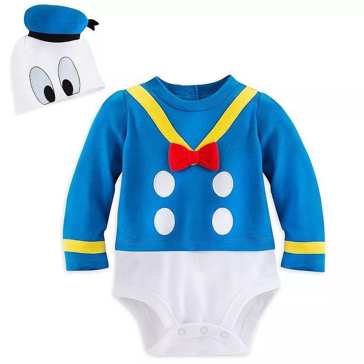 Pato Donald Disfraz Enterizo Bebe Disney Store 18-24 Meses - S/. 150,00 en Mercado Libre