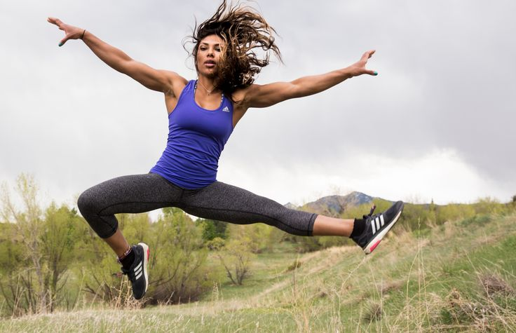 how to train for american ninja warrior woman