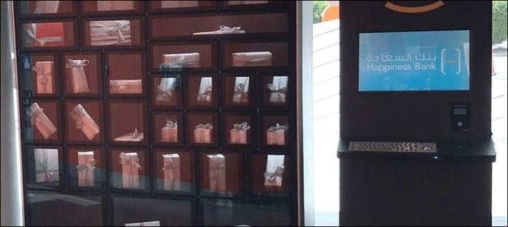 دبئی : ملازمین میں خوشیاں بانٹنے والے بینک کا قیام