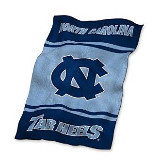 University of North Carolina Logo Chair UltraSoft Blanket