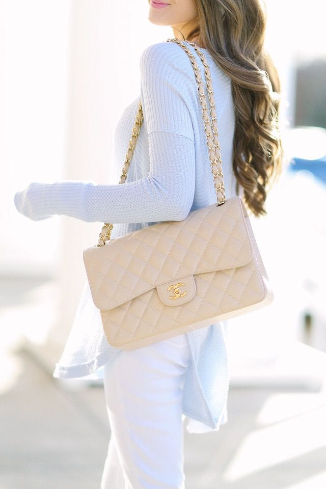 Southern Curls & Pearls: How to Wear Pastels in the Winter