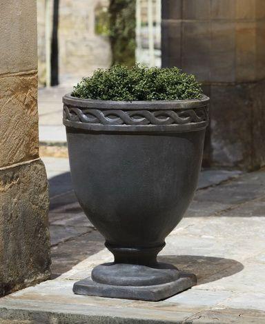 Veneto Urn-Large in Antique Glaze by Campania International