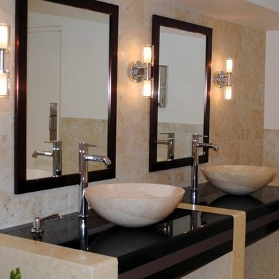 Commercial Restroom Design Ideas, Pictures, Remodel, and Decor