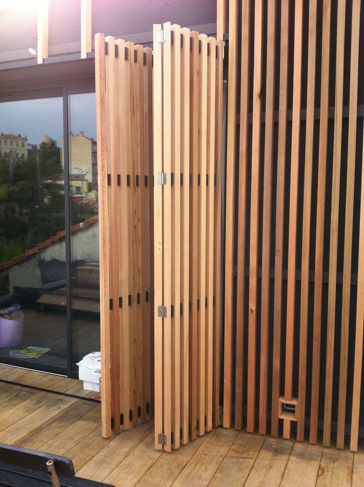 maison ossature bois Nos réalisations Aménagement intérieur et extérieur Nice - Mad Menuiserie