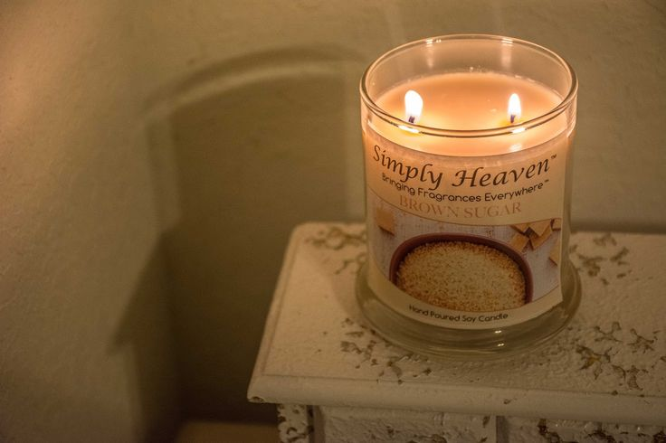 Brown Sugar Scented Candle