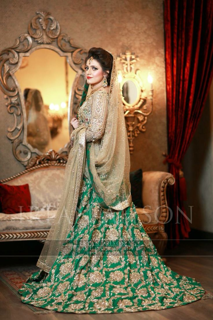 Elan is constantly exceeding every expectation I've ever had for Pakistani bridal wear
