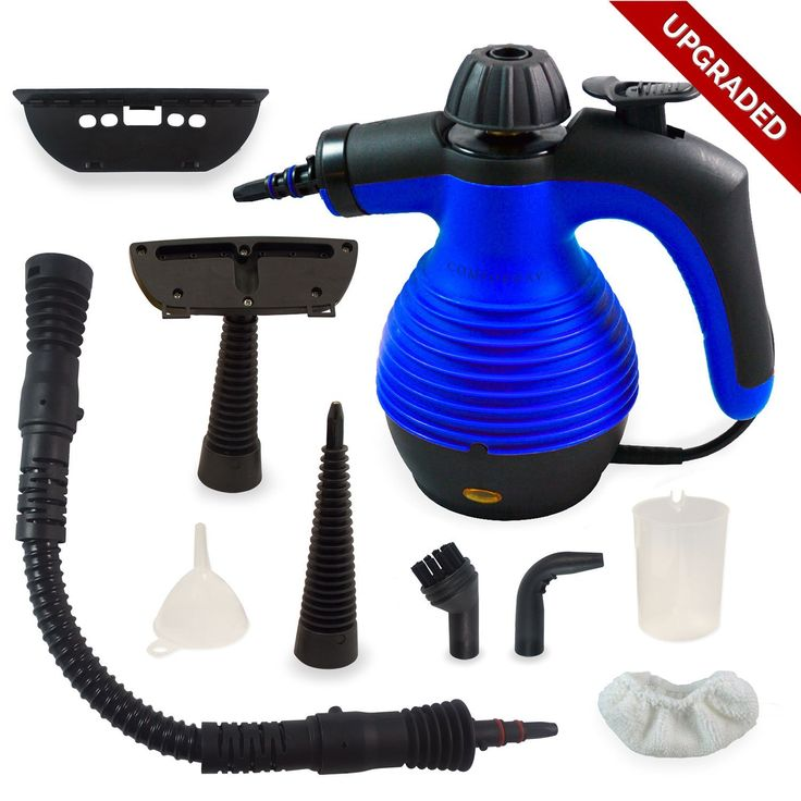 ALL IN ONE Comforday Handheld Steam Cleaner