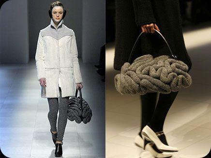 "Undercover - Jun Takahashi   ""Brain Bag"""