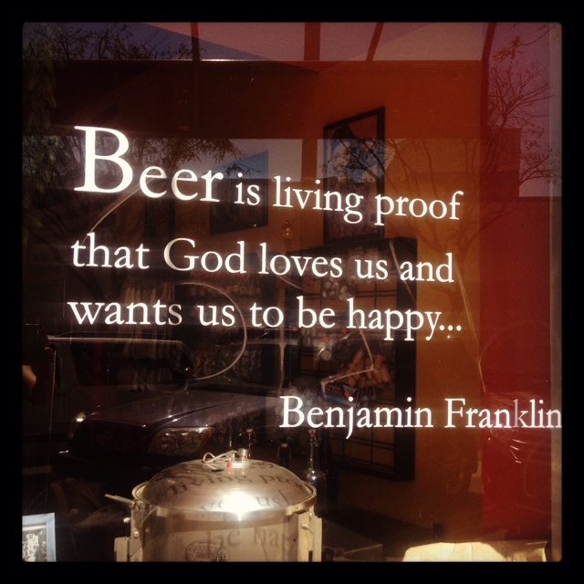 And water says the same thing about lifeThings Booze, Funny Things, Inspiration, Quotes Funny, Glasses Wall, Words Things, Benjamin Franklin, Found Fathers, Beer Happy