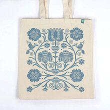 Nákupné tašky - Taška klinčeky - 6163884_