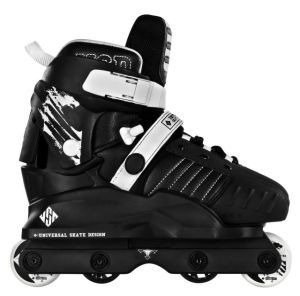 USD Transformer Inline Skates For Kids - black