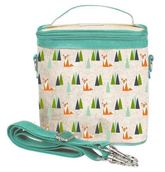 Olive Fox Insulated Cooler Bag