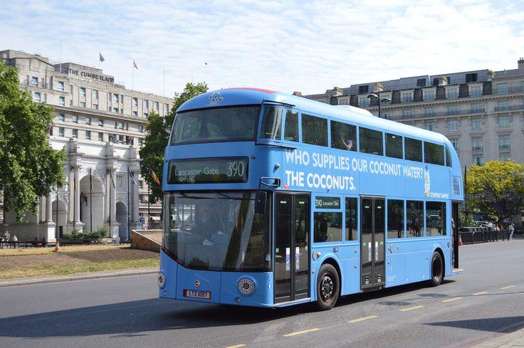 LT 97 (LTZ 1097) Metroline New Routemaster