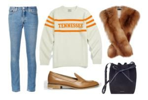 What to Wear To Watch Football This Fall: What to Wear to Your College Team's Bar