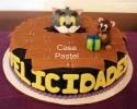 Tom & Jerry cake.