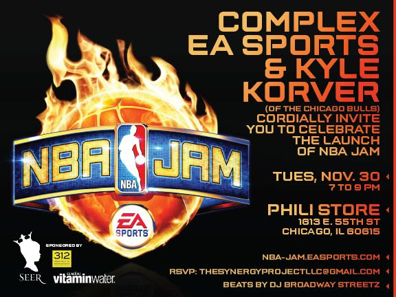 kids+nba+video+game+invite | Really Classy Chicago