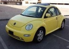 Classonet | Used Volkswagen Beetle 2000 Car for Sale in Dubai