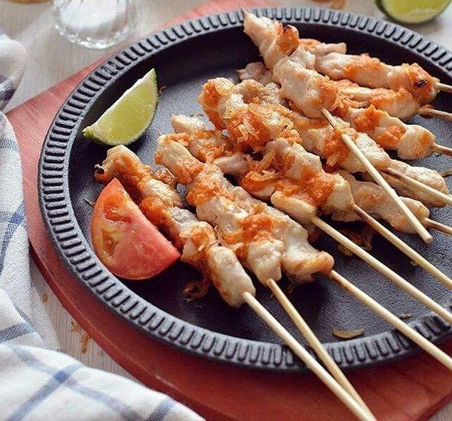 RESEP SATE AYAM TAICHAN - Resep Masakan