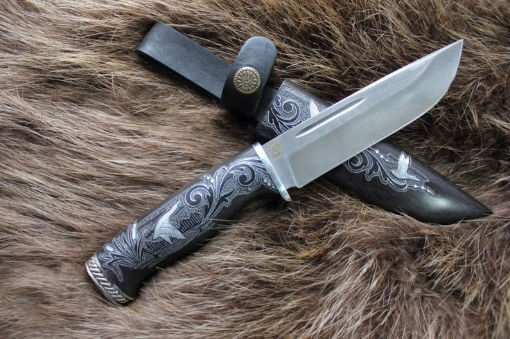 НР-673 / Эксклюзивные ножи / Лучшие ножи ручной работы